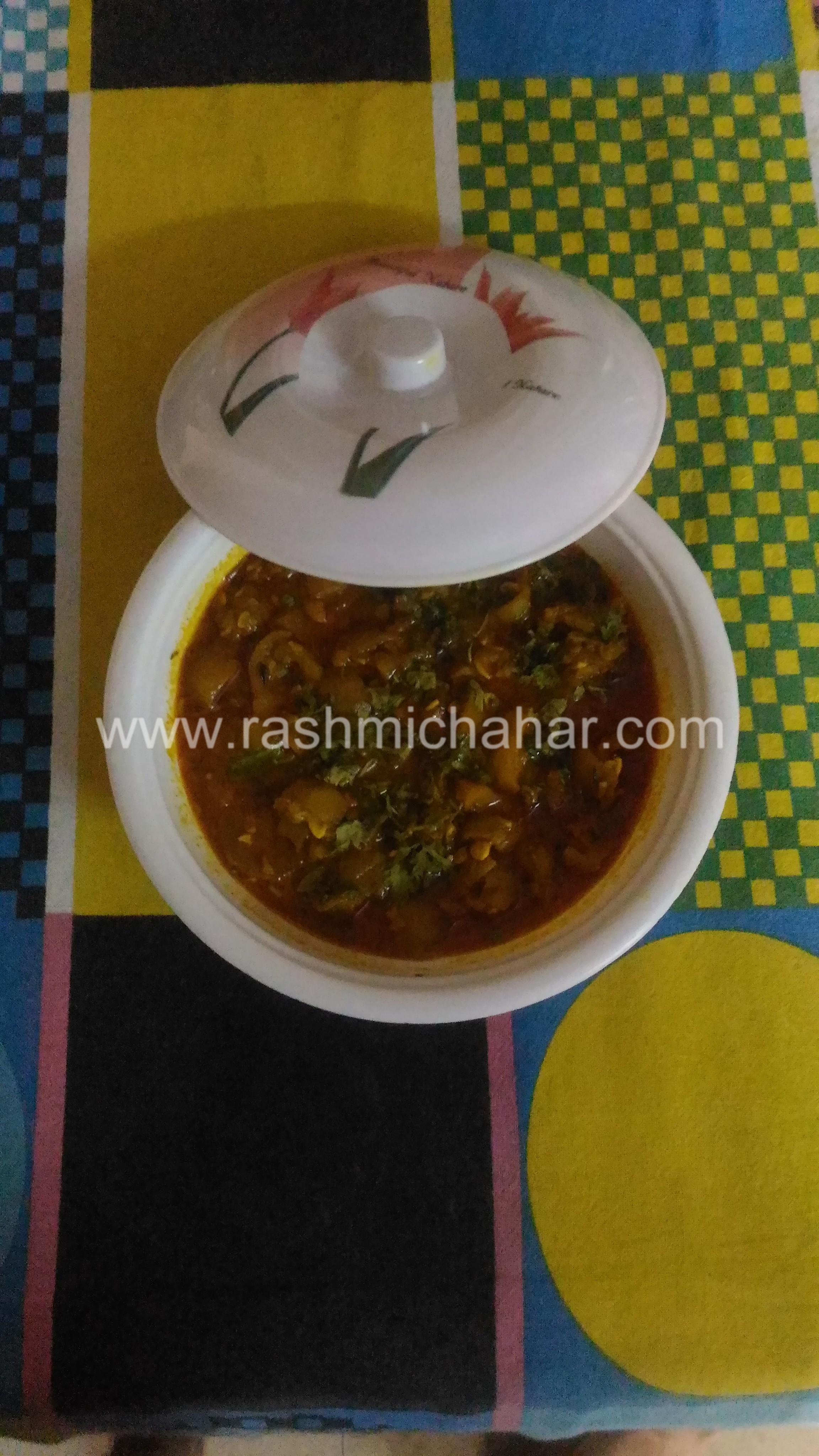 टिंडे की सब्जी बनाना | How to make Tinda Sabji