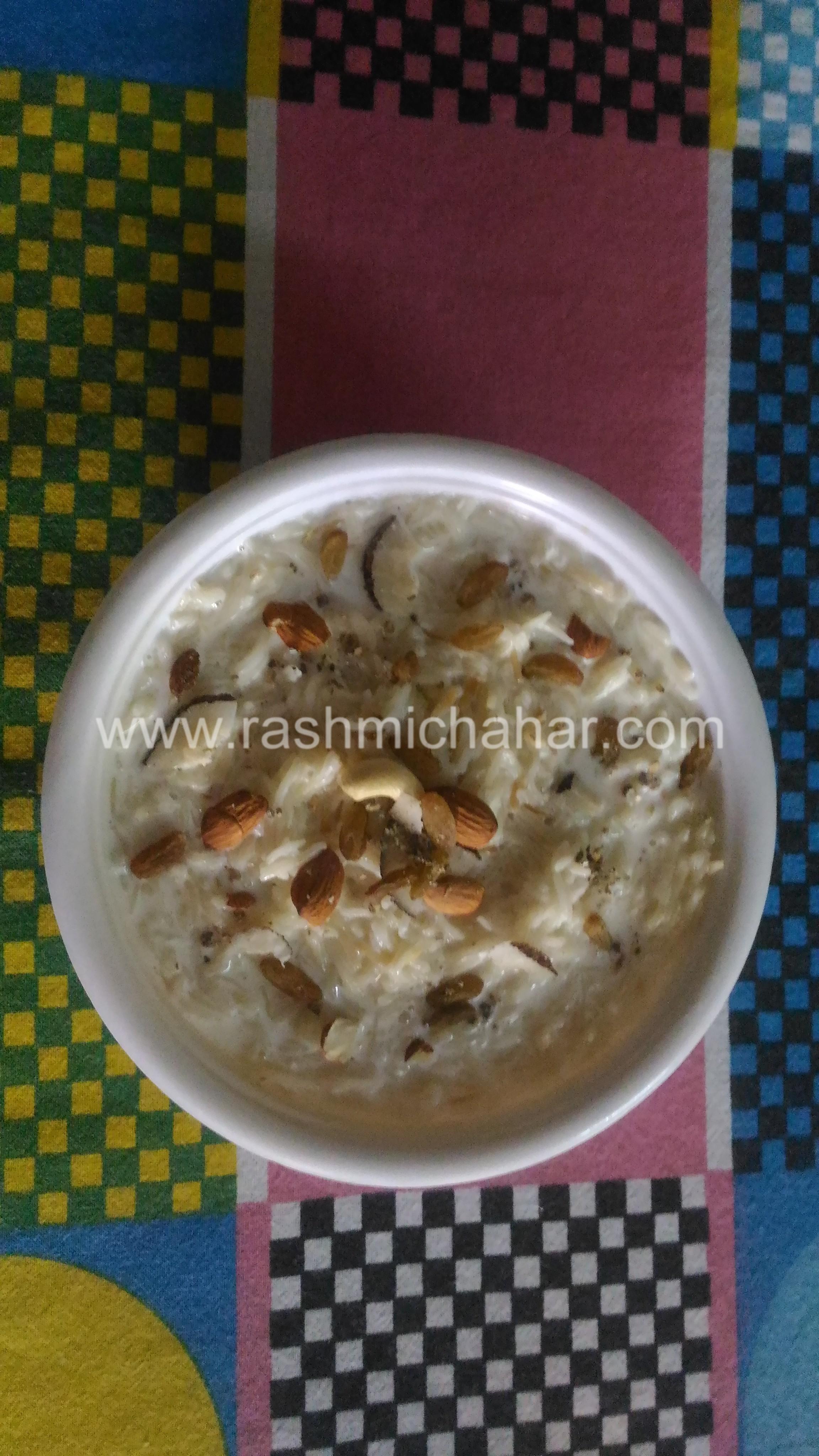 दूध की सेवई बनाना | Doodh ki sevai | How to make milk vermicelli