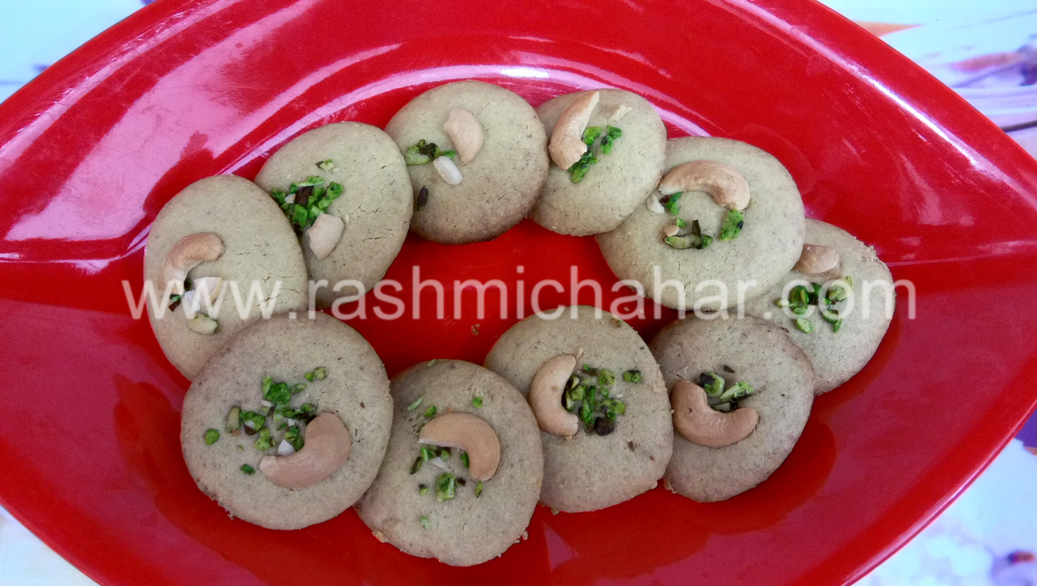 बेसन की नानखताई | Besan Nankhatai Recipe | How to make nankhatai without oven